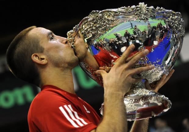 ŠAMPION: Viktor Troicki osvojio titulu u Sidneju