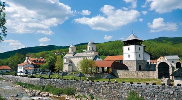 manastir mileseva konaci